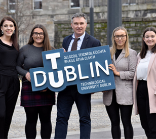 Image for TU Dublin Students Make Final of Alberta International Business Competition