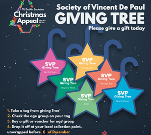 Image for TU Dublin Societies Christmas Appeal 2019