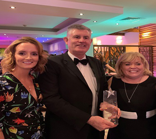 Image for TU Dublin STLR Programme Wins Best Public Service Organisation Award at Fingal Business Excellence Awards