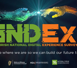 Image for INDEx survey to capture digital experience in higher education