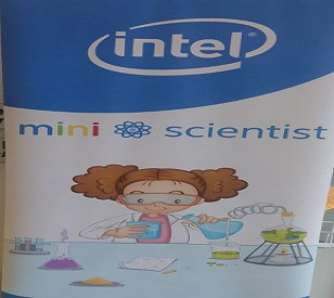 Image for TU Dublin hosts Intel® Mini Scientist competition