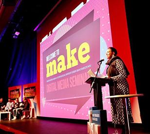 Image for TU Dublin Presents MAKE 2019: Media, Art, Knowledge and Education at An Draíocht