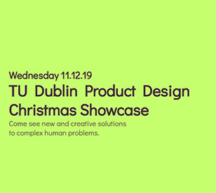 Image for Product Design Christmas Showcase, 11 December