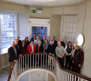 Image for Erasmus+ training on campus for TU Dublin staff