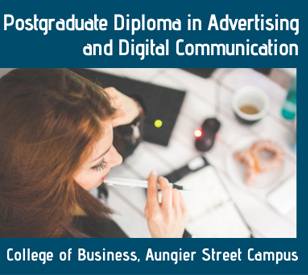 Image for Accelerate your career with a postgrad qualification in advertising and digital communications.