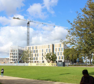 Image for Revealing Grangegorman: Spotlight on the Central Quad