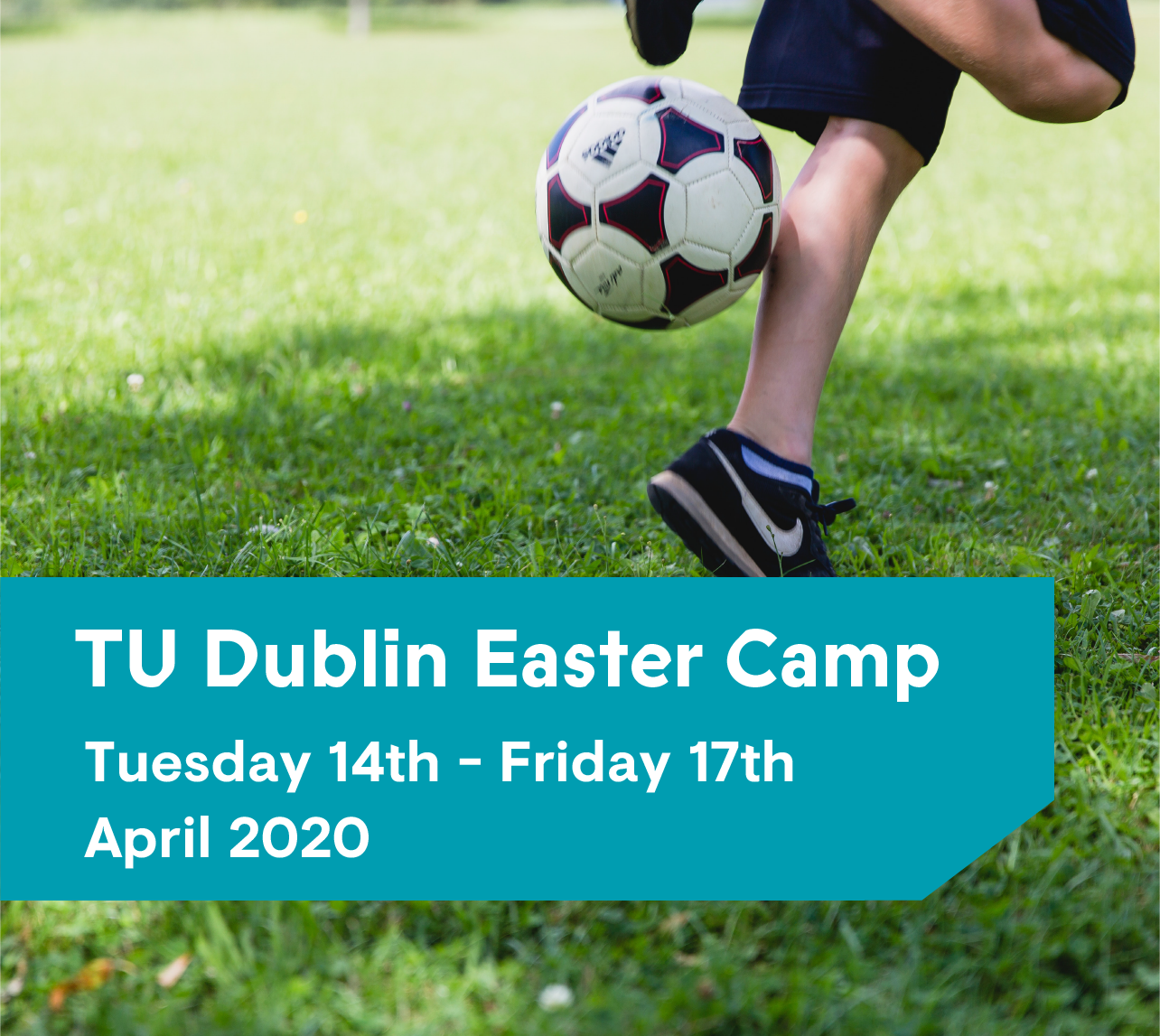 Image for TU Dublin Easter Sports Camp