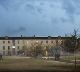 Image for Revealing Grangegorman: Spotlight on the Lower House