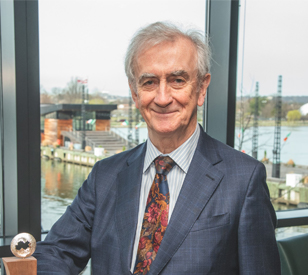 Image for Prof. Neville Hogan Receives Prestigious SFI St Patrick's Day Science Medal